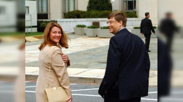 Gates vende acciones de Microsoft para financiar actividades benéficas