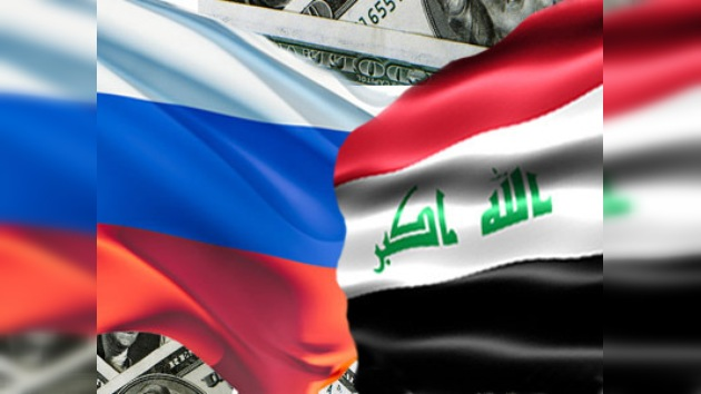 Rusia invertirá en Irak