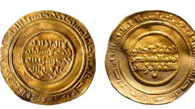 Hallazgo único: Encuentran en Dinamarca un tesoro con monedas árabes del siglo XI