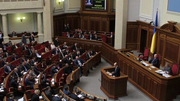 Ucrania permite la entrada de tropas de la OTAN en su territorio