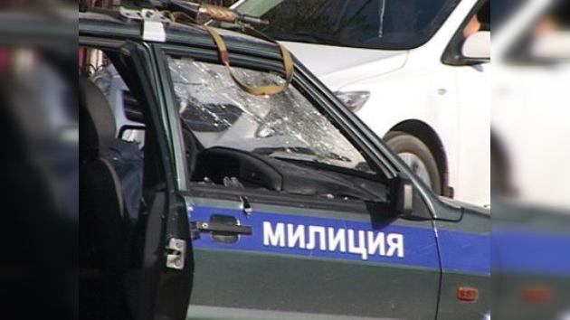 Atentado suicida mata a un policía en el Cáucaso del Norte ruso