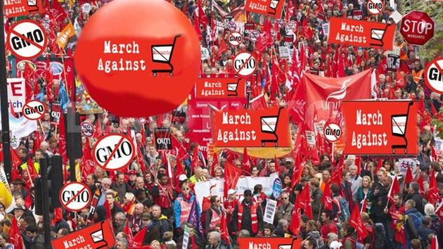 """El planeta marchará contra Monsanto, """"una de las empresas más odiadas del mundo"""""""
