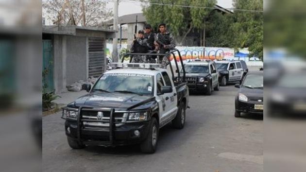 Detienen a 15 integrantes del Cártel del Golfo en México