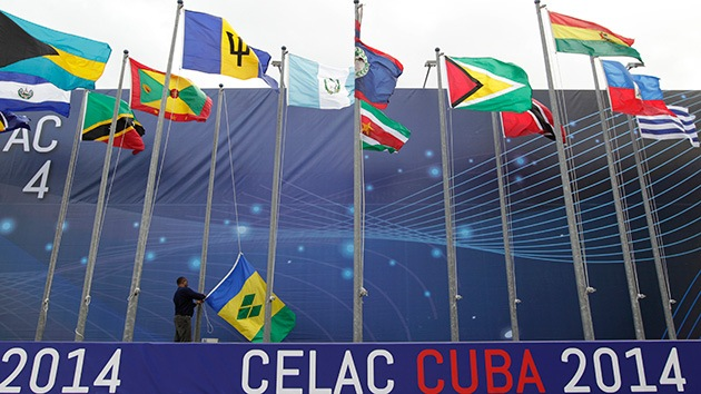 Siga la cumbre de la Celac en Cuba