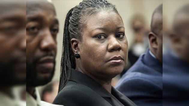 La madre de Trayvon Martin quiere patentar frases con el nombre de su hijo asesinado