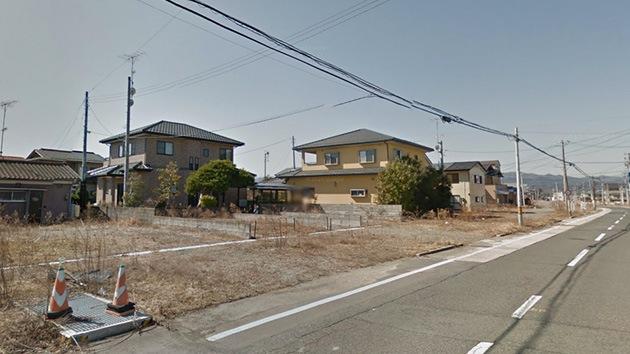 Google nos 'pasea' por un pueblo fantasma evacuado tras el accidente de Fukushima