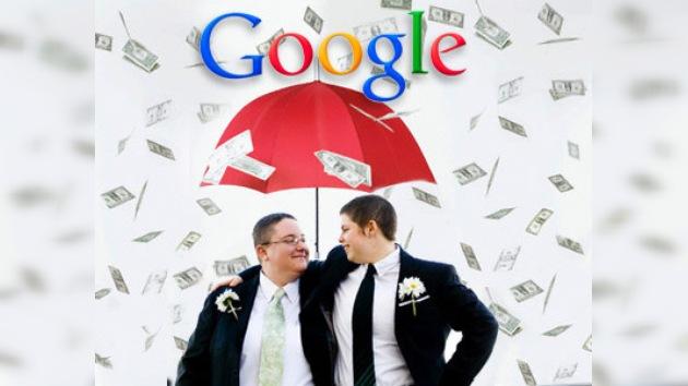 Google indemniza a sus empleados homosexuales su exceso de gastos