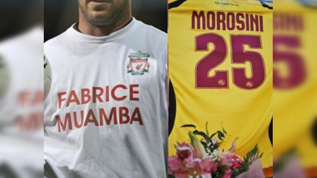 Terrible coincidencia: intercambió camisetas con jugadores que sufrieron paros cardiacos