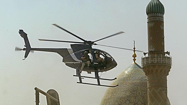 Blackwater ampara de nuevo a las tropas de EE.UU. en Afganistán