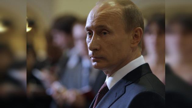 Putin niega que tenga datos sobre si Irán está creando armas nucleares