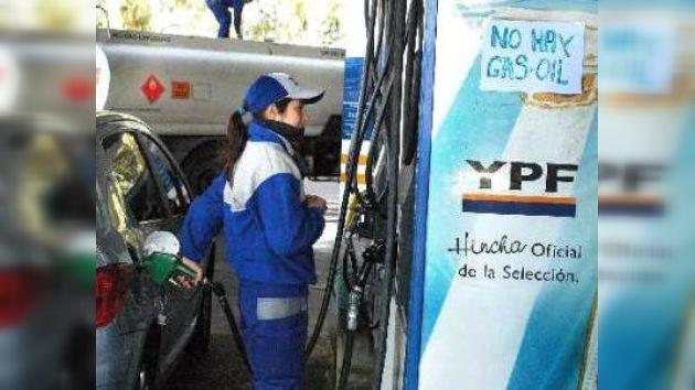 El Gobierno de Argentina prohíbe a la petrolera YPF realizar operaciones internacionales