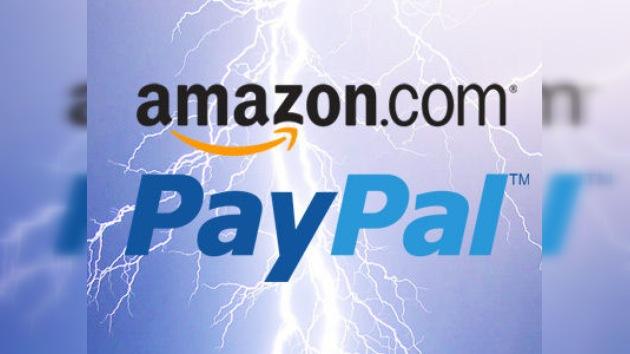 Un rayo 'parte' la nube de Amazon y se lleva por delante a Menéame, Paypal y mil webs