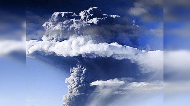 La nube de cenizas cubre Irlanda y Escocia