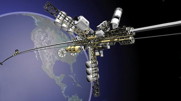 Video y fotos: El ascensor espacial en la Luna podría estar listo para 2020