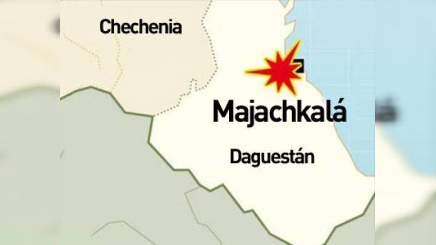 Un doble atentado terrorista sacude la ciudad de Majachkalá, en el sur de Rusia