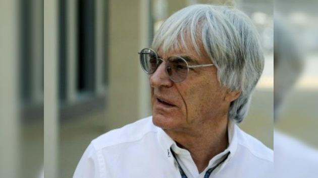Mezclan al presidente de la Fórmula 1 en un caso de corrupción