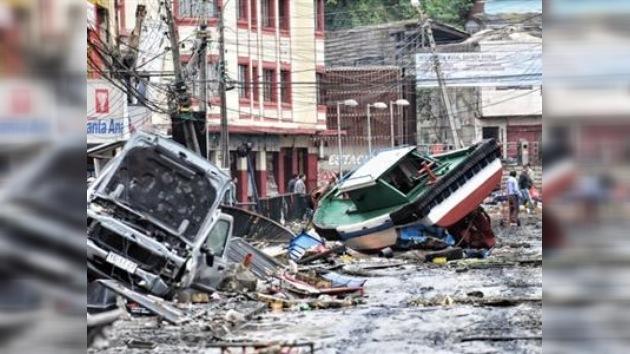 A 723 se eleva número de muertos por terremoto en Chile