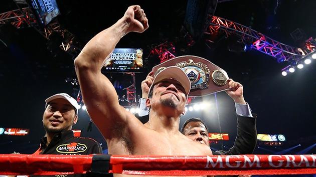 Fotos: Pacquiao cae vencido por nocaut ante Márquez en el sexto asalto
