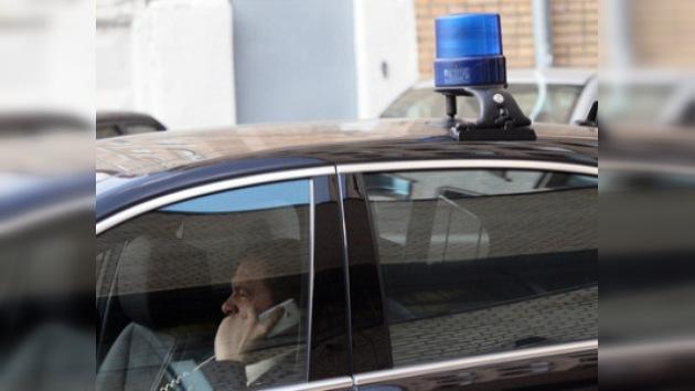 Los moscovitas, indignados por las desigualdades en las carreteras