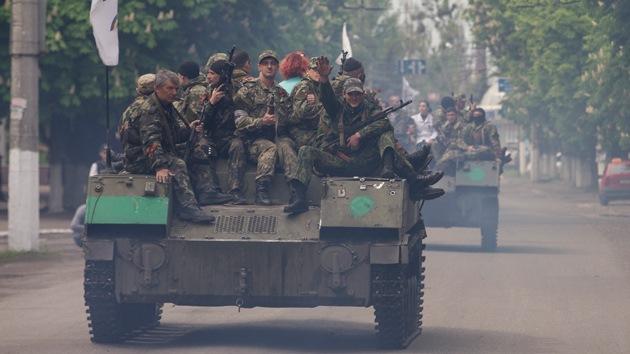 Minuto a minuto: Situación de guerra en el este de Ucrania