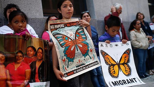 EE.UU.: Una familia denuncia amenazas por proteger a inmigrantes