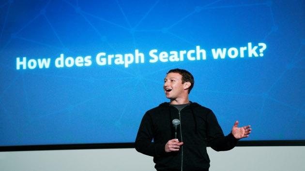 Facebook lanza su propio buscador