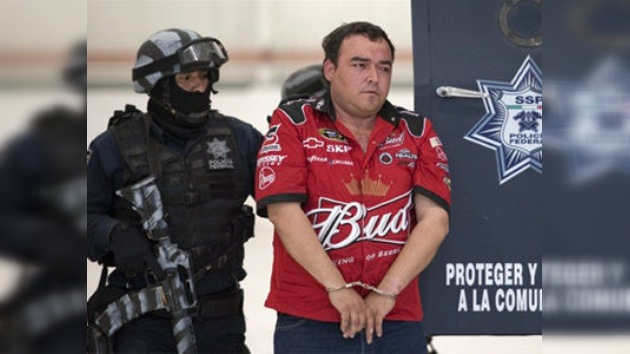 Detenido en México un supuesto alto mando del cartel del Golfo