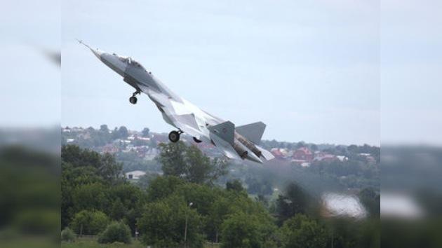 Segundo avión de caza de quinta generación realiza su primer vuelo