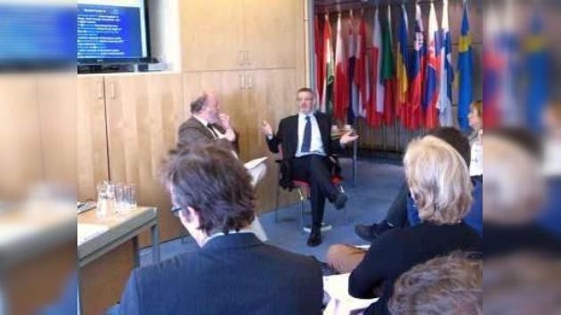 El ponente del ACTA en la Eurocámara aconseja que no se apruebe