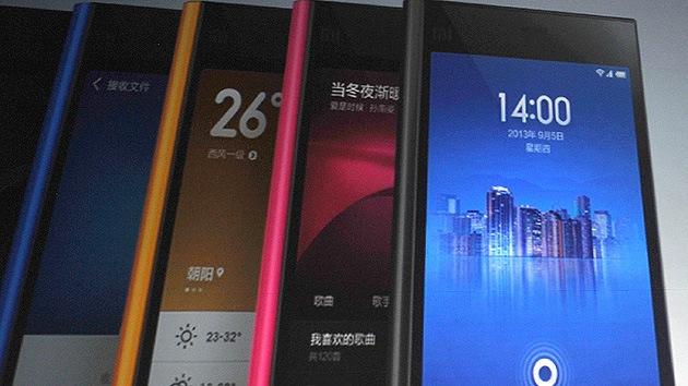 Los 'smartphones' chinos traspasan en secreto datos a los servidores en China