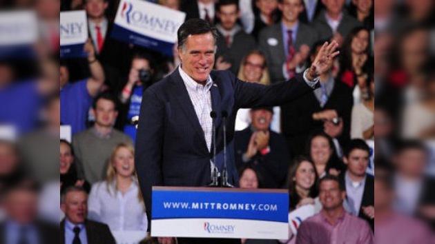 """Romney vence en Arizona y tacha su ley antimigratoria de """"modélica"""" para EE. UU."""
