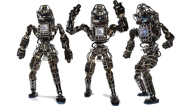Video: Militares de EE.UU. tendrán 10 robots por cada soldado en 2023