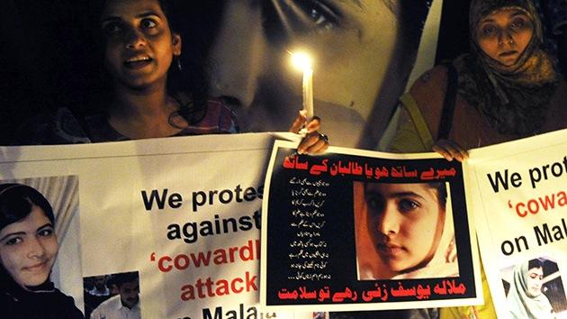 Pakistán: Protestas masivas por el atentado a joven defensora de los derechos de la niñez