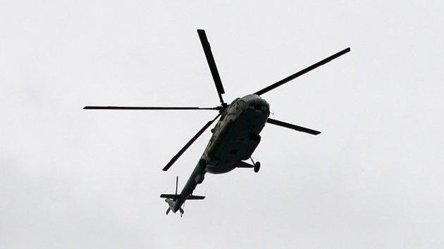 Un helicóptero se estrella al aterrizar en la provincia rusa de Omsk