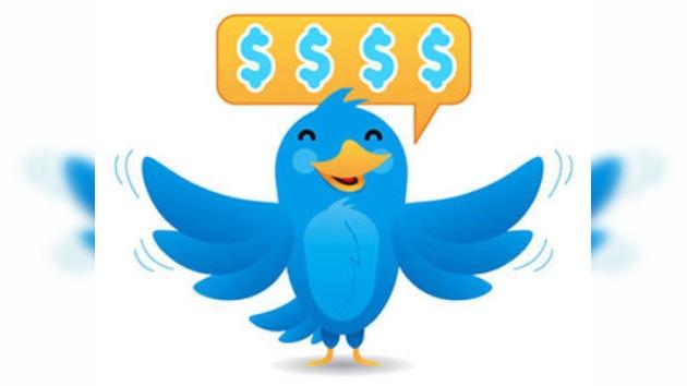 Twitter se convirtió en negocio lucrativo