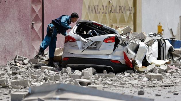 Los geólogos advierten del riesgo de un nuevo megaterremoto en Chile