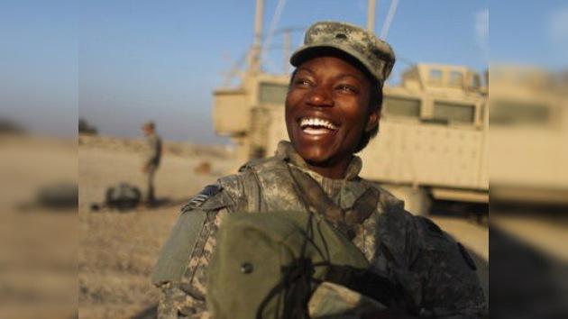 El Pentágono abre el campo de batalla a las mujeres