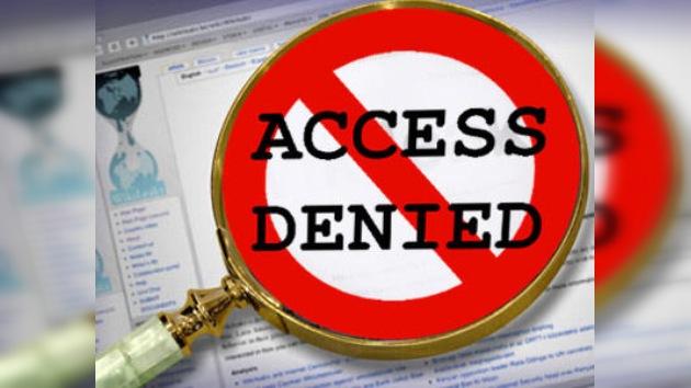 Las Fuerzas Aéreas de EE. UU. censuran páginas relacionadas con WikiLeaks