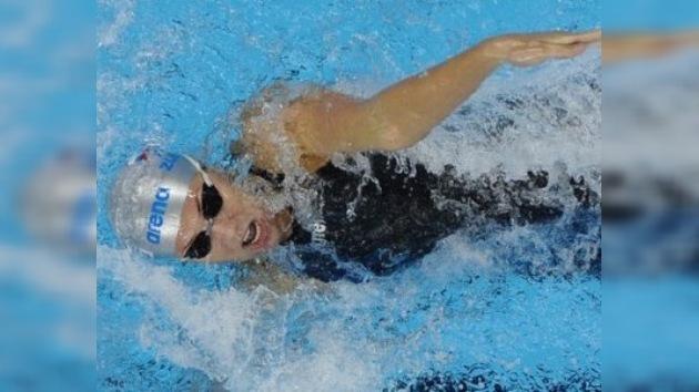 Rusia sigue sumando medallas en el Europeo de Natación