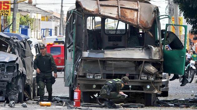 ETA 'asesoró' en atentando perpetrado en Colombia contra ex ministro