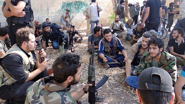 Al Qaeda apuntala su poder en Siria