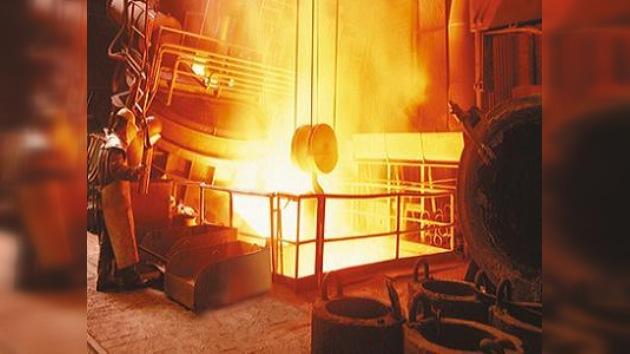 La crisis reduce las ganancias de ArcelorMittal
