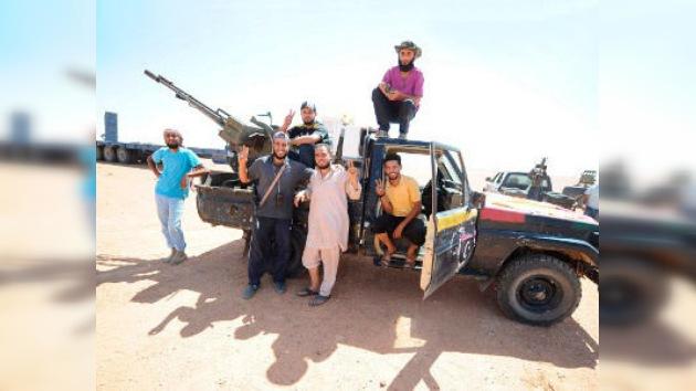 Investigan si rebeldes libios ejecutaron a 85 soldados extranjeros en Misurata