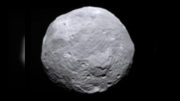La humanidad tiene a su enviado espacial en el cinturón de asteroides