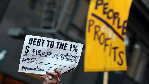 Ocupa Wall Street inicia un programa de rescate de los deudores