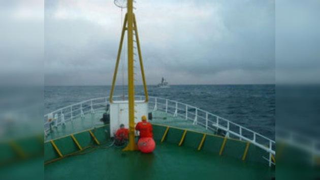 Moscú reclama a Noruega por la detención de un barco pesquero