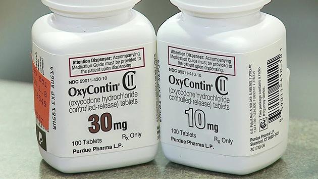 EE.UU.: Los médicos podrían haber provocado el incremento del consumo de heroína