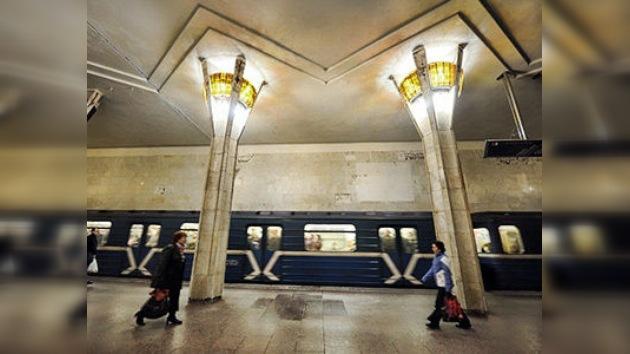 Revelan grabaciones de cámaras de vigilancia hechas minutos antes del estallido en Minsk