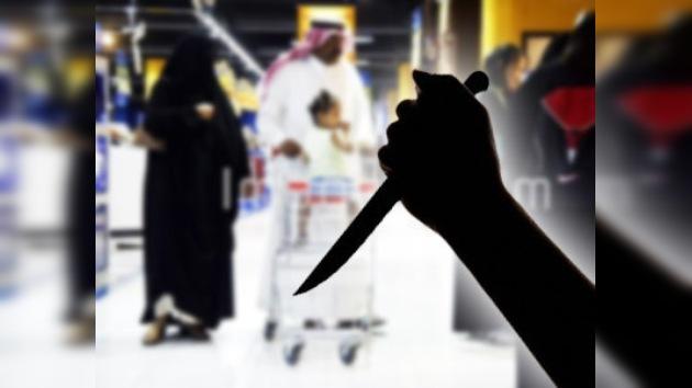 Drogadicto yemení comete sanguinario ataque en centro comercial saudita