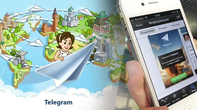 Millones de usuarios de WhatsApp se pasan al Telegram del 'Zuckerberg ruso'